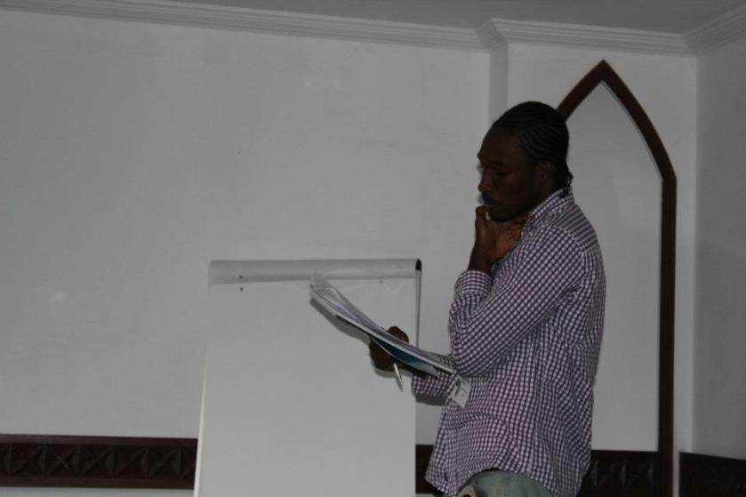nana yaw reading script